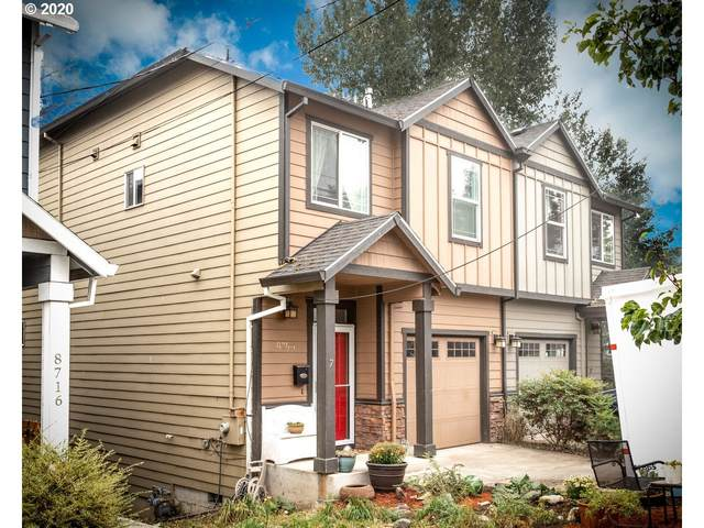 8708 N Delaware Ave, Portland, OR 97217 (MLS #20484806) :: Piece of PDX Team