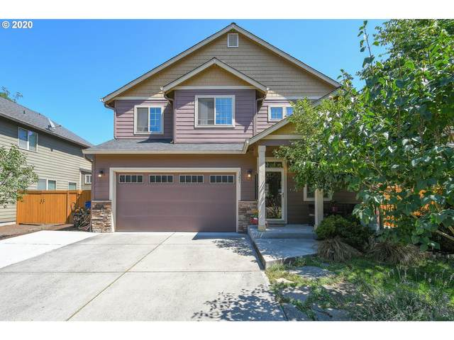1221 NE 125TH Ave, Vancouver, WA 98684 (MLS #20484876) :: Brantley Christianson Real Estate