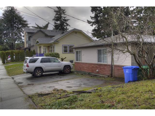 1643 NE 74TH Ave, Portland, OR 97213 (MLS #20485055) :: Fox Real Estate Group