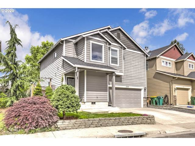 2350 Boyd Ln, Forest Grove, OR 97116 (MLS #20485555) :: The Liu Group