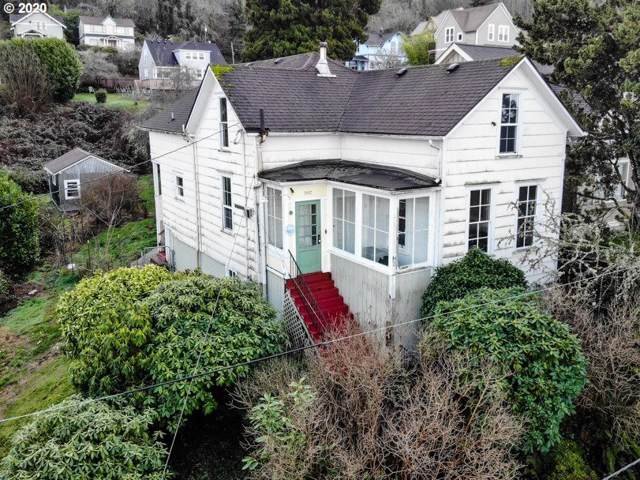 3027 Grand Ave, Astoria, OR 97103 (MLS #20485590) :: Song Real Estate