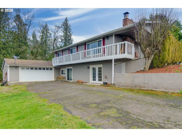 622 Mount Pleasant Rd, Kelso, WA 98626 (MLS #20485845) :: Townsend Jarvis Group Real Estate