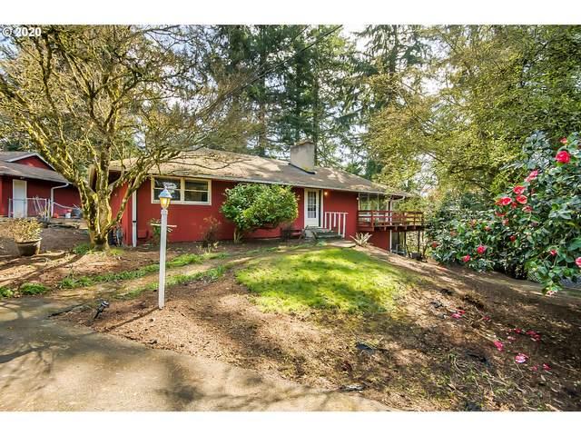 820 Marylhurst Cir, West Linn, OR 97068 (MLS #20486130) :: Matin Real Estate Group