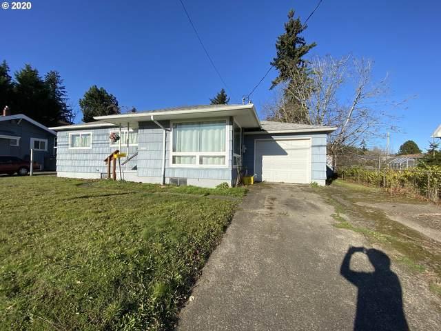 10123 SE Holgate Blvd, Portland, OR 97266 (MLS #20486566) :: Lux Properties