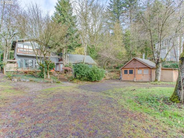 1633 SW Skyline Blvd, Portland, OR 97221 (MLS #20487814) :: The Liu Group