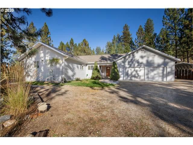 1636 Pingston Creek Rd C, Kettle Falls, WA 99141 (MLS #20488059) :: Stellar Realty Northwest