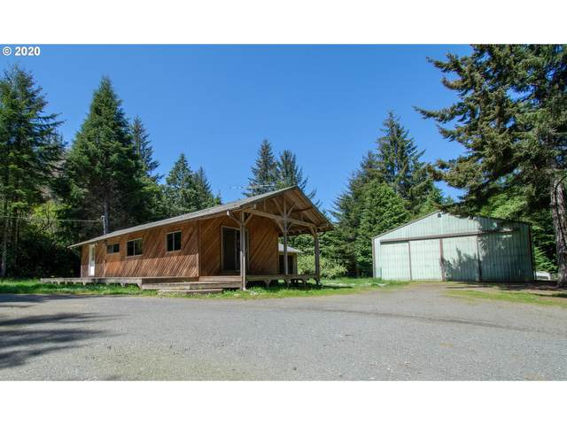 62133 Salal Rd, Coos Bay, OR 97420 (MLS #20489179) :: Cano Real Estate
