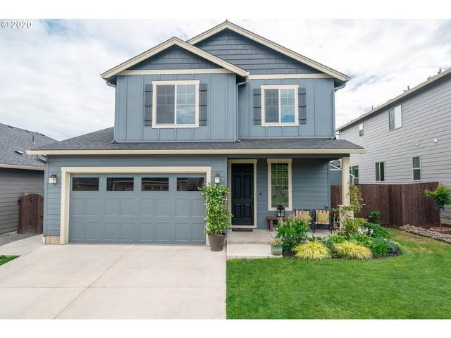 6413 NE 133RD Way, Vancouver, WA 98686 (MLS #20489197) :: Townsend Jarvis Group Real Estate