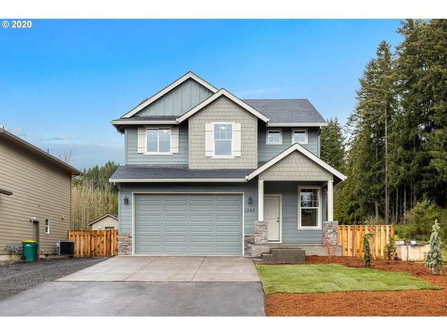 1365 Rose Ave, Vernonia, OR 97064 (MLS #20489858) :: Change Realty