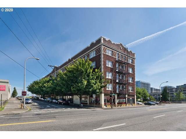 20 NW 16TH Ave #217, Portland, OR 97209 (MLS #20489965) :: Townsend Jarvis Group Real Estate