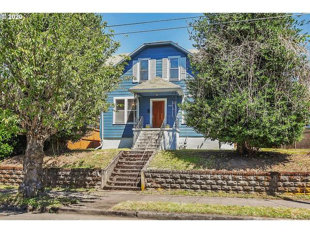 4024 N Commercial Ave, Portland, OR 97227 (MLS #20491301) :: Townsend Jarvis Group Real Estate