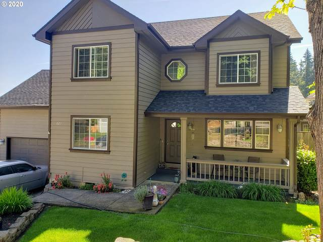 821 S 67TH St, Springfield, OR 97478 (MLS #20491618) :: Premiere Property Group LLC