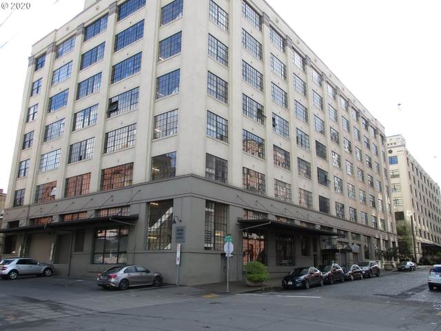 1314 NW Irving St #508, Portland, OR 97209 (MLS #20491636) :: Coho Realty
