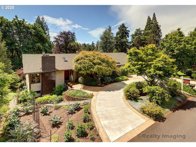 7330 SW Brenne Ln, Portland, OR 97225 (MLS #20492118) :: Next Home Realty Connection