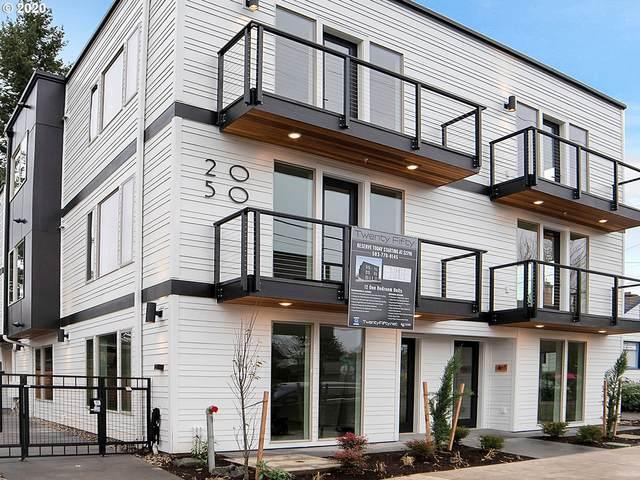 2050 N Killingsworth St #11, Portland, OR 97217 (MLS #20492389) :: Townsend Jarvis Group Real Estate