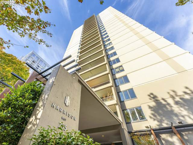 255 SW Harrison St 18B, Portland, OR 97201 (MLS #20492634) :: Premiere Property Group LLC
