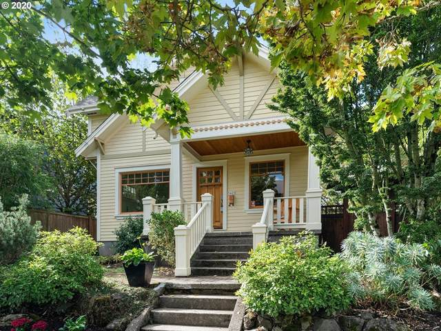 5425 NE 31ST Ave, Portland, OR 97211 (MLS #20492804) :: The Galand Haas Real Estate Team