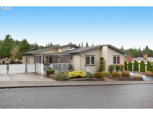 10400 SE Cook Ct #72, Milwaukie, OR 97222 (MLS #20493869) :: McKillion Real Estate Group