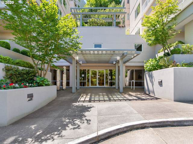 2020 SW Market Street Dr #104, Portland, OR 97201 (MLS #20494927) :: The Liu Group