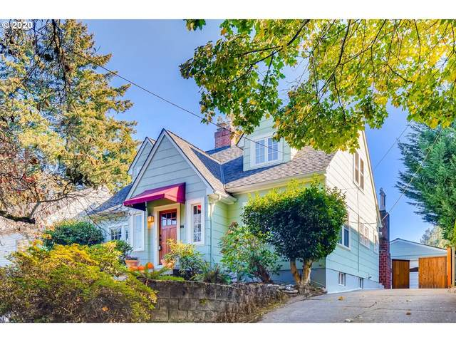 2326 NE 40TH Ave, Portland, OR 97212 (MLS #20495001) :: Fox Real Estate Group