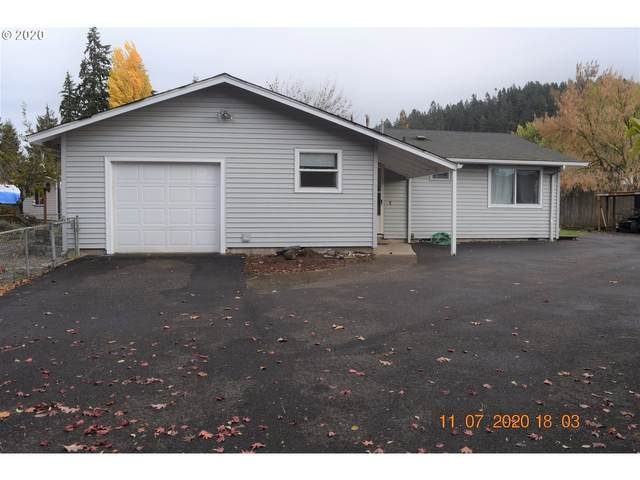 945 Evergreen Dr, Creswell, OR 97426 (MLS #20495087) :: Fox Real Estate Group