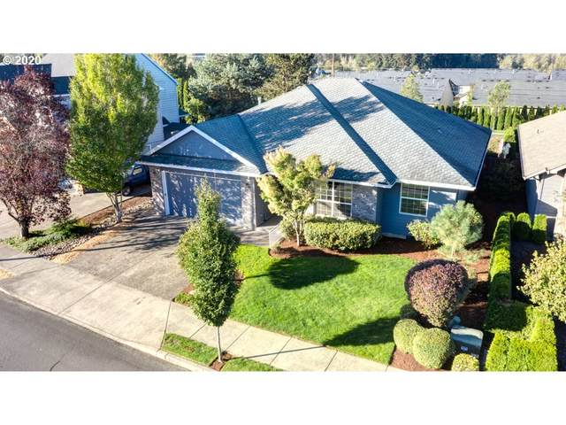 16319 SE Orchard View Ln, Damascus, OR 97089 (MLS #20495179) :: McKillion Real Estate Group
