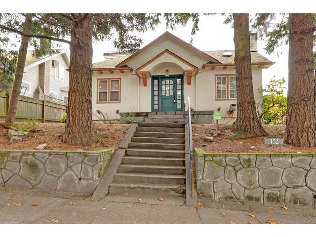 452 SE Cesar E Chavez Blvd, Portland, OR 97214 (MLS #20495263) :: The Liu Group