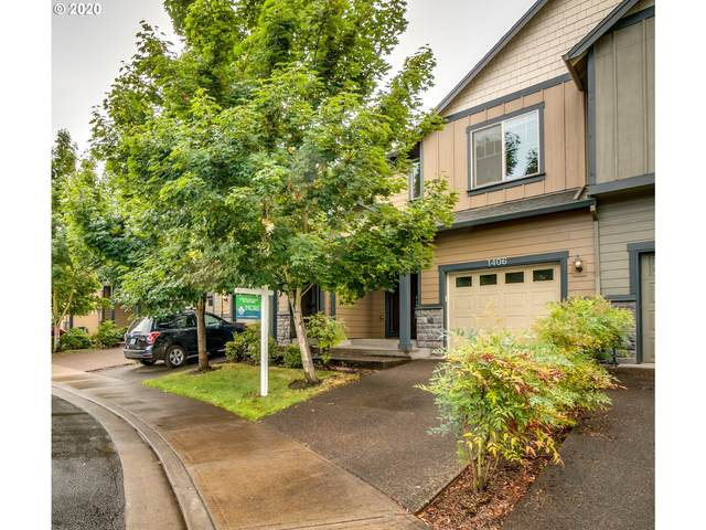 1406 NE Alexandria Pl, Hillsboro, OR 97124 (MLS #20495355) :: Brantley Christianson Real Estate