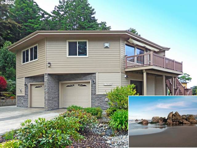 17400 E Ocean Dr, Brookings, OR 97415 (MLS #20495520) :: McKillion Real Estate Group
