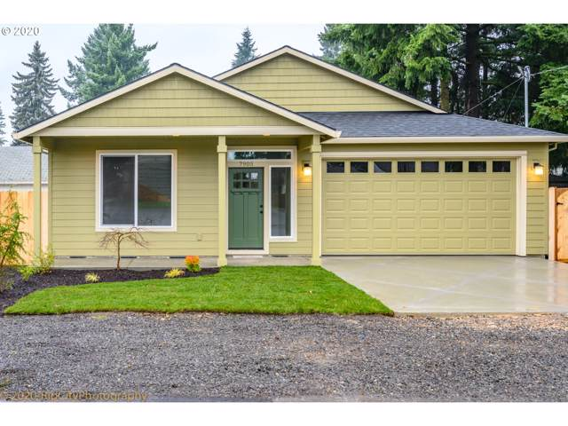 7905 SE Roslyn St, Milwaukie, OR 97222 (MLS #20495547) :: McKillion Real Estate Group