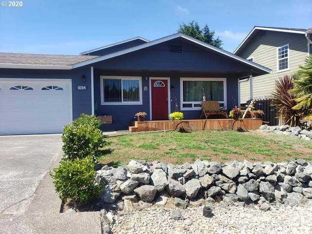 1694 Lincoln, North Bend, OR 97459 (MLS #20495583) :: Premiere Property Group LLC
