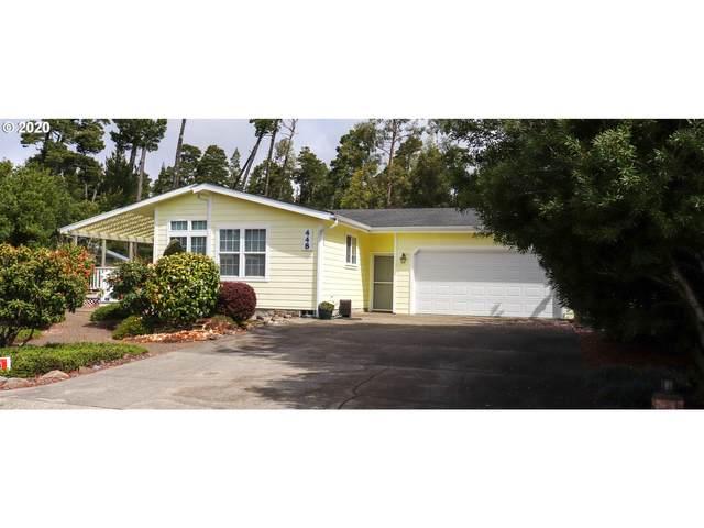 448 Sherwood Loop, Florence, OR 97439 (MLS #20495805) :: Fox Real Estate Group