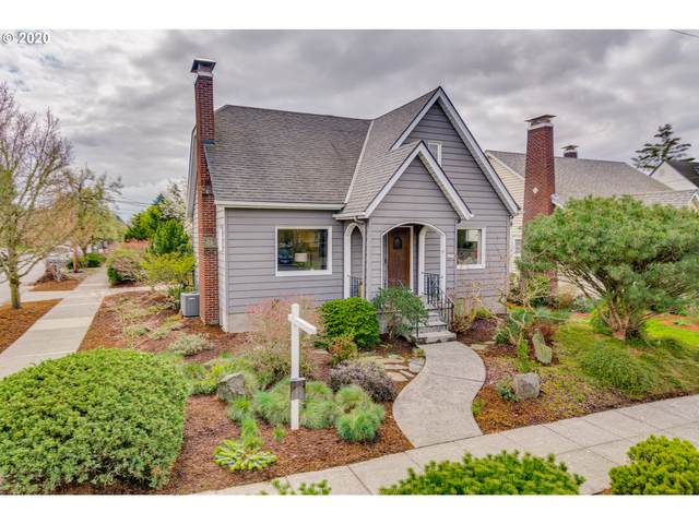4850 NE Halsey St, Portland, OR 97213 (MLS #20496137) :: Next Home Realty Connection