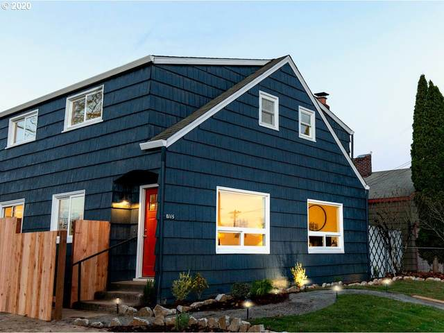 8115 SE Yamhill St, Portland, OR 97215 (MLS #20496162) :: The Galand Haas Real Estate Team