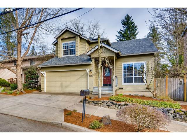 8648 SW 11TH Ave, Portland, OR 97219 (MLS #20496311) :: Brantley Christianson Real Estate