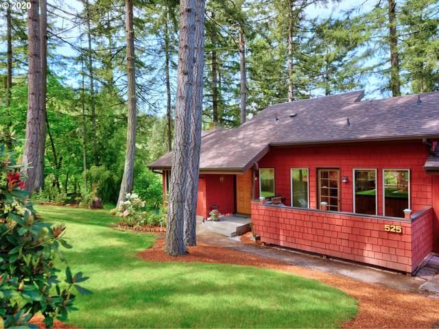 525 Brookside Dr, Eugene, OR 97405 (MLS #20496587) :: Fox Real Estate Group