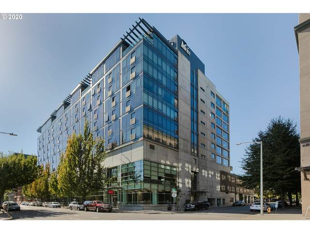 1410 NW Kearney St #510, Portland, OR 97209 (MLS #20496646) :: Song Real Estate