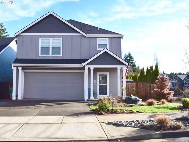 14296 SE Sierra Dr, Clackamas, OR 97015 (MLS #20497142) :: Matin Real Estate Group