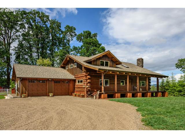 -1 NW Rockyford Rd, Yamhill, OR 97148 (MLS #20497414) :: Fox Real Estate Group
