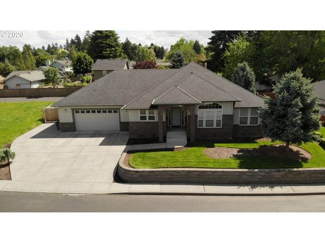 1305 NW 54TH Way, Vancouver, WA 98663 (MLS #20497483) :: Fox Real Estate Group