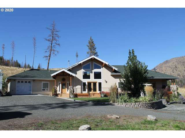24822 Hwy 395, Canyon City, OR 97820 (MLS #20497581) :: Stellar Realty Northwest