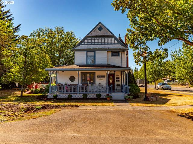 204 E Cooley Ave, Brownsville, OR 97327 (MLS #20497726) :: Gustavo Group