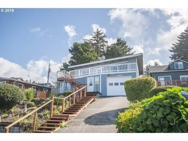 1746 NE Lee Pl, Lincoln City, OR 97367 (MLS #20498617) :: McKillion Real Estate Group
