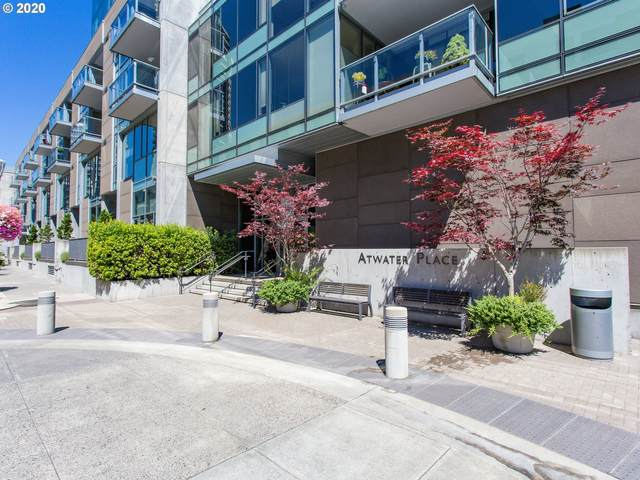 841 S Gaines St #2000, Portland, OR 97239 (MLS #20498655) :: Fox Real Estate Group