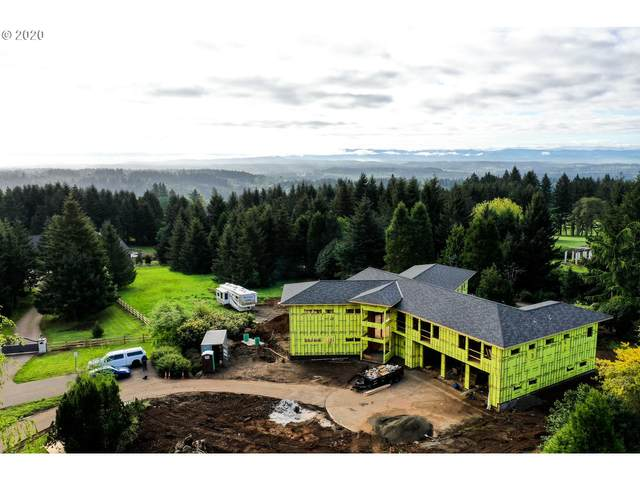26920 SW Petes Mountain Rd, West Linn, OR 97068 (MLS #20498849) :: Next Home Realty Connection