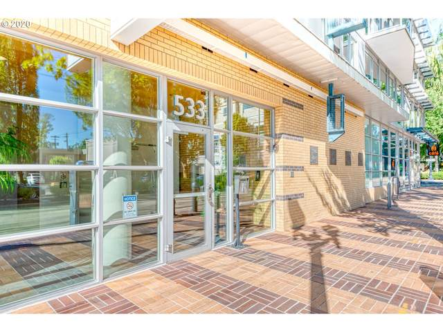 533 NE Holladay St #708, Portland, OR 97232 (MLS #20499594) :: The Galand Haas Real Estate Team