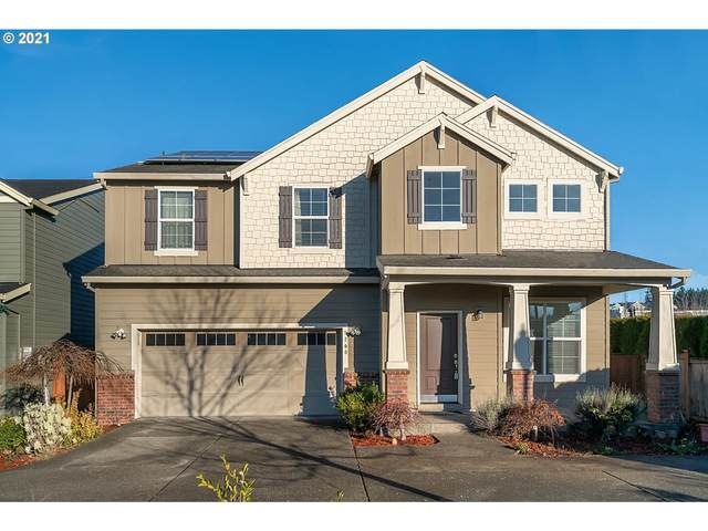 5200 NW Shoreline Way, Portland, OR 97229 (MLS #20499708) :: Next Home Realty Connection