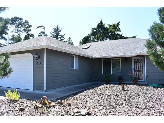 43 Park Village Dr, Florence, OR 97439 (MLS #20499727) :: Beach Loop Realty
