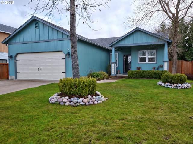88059 Pine St, Veneta, OR 97487 (MLS #20499932) :: Song Real Estate