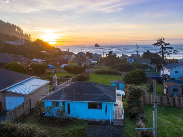 5530 Fourth St, Cape Meares, OR 97141 (MLS #20500077) :: Gustavo Group
